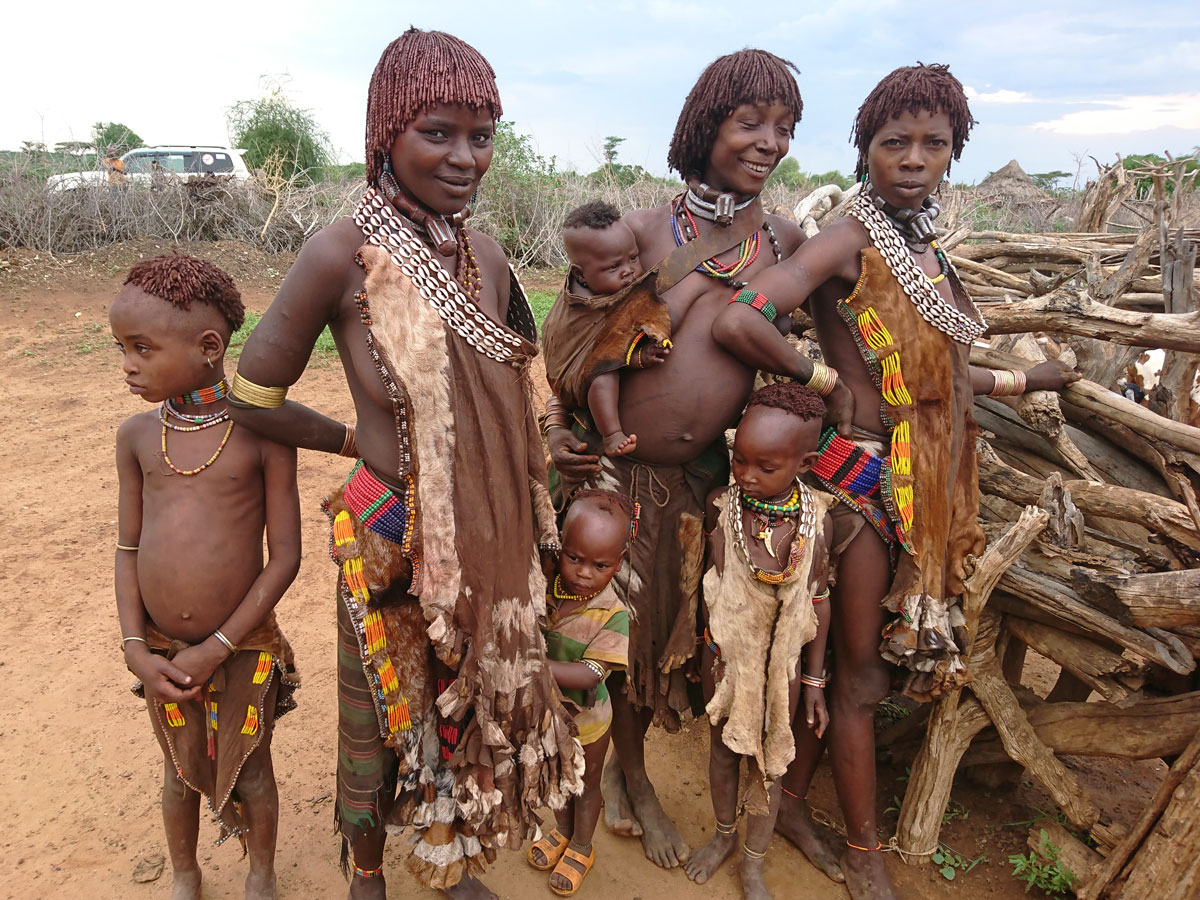 Omo River Valley Tribes of Ethiopian Tours