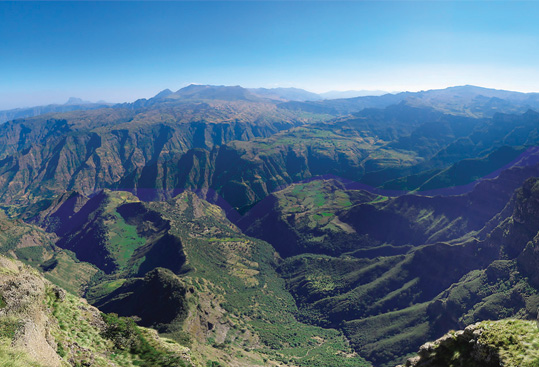 Simien Mountains - Ethiopia Travel